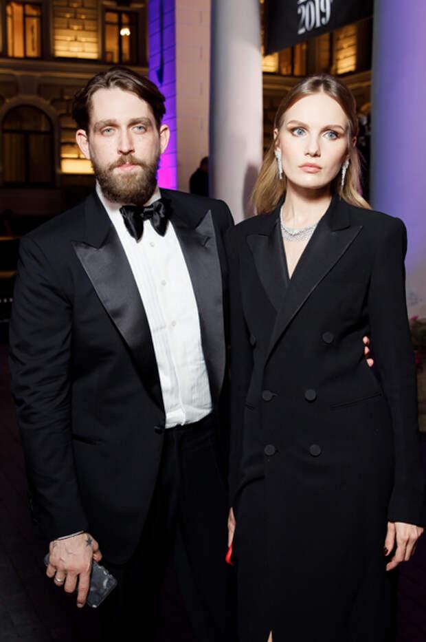 Алексей Киселев и Маруся Фомина