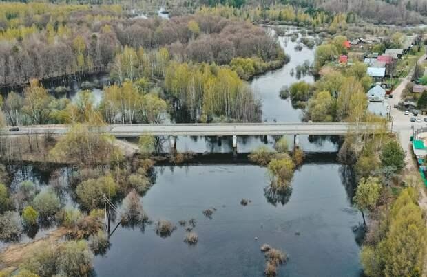 Реверсивный режим организуют на четырёх мостах на трассе Р-177 в Нижегородской области