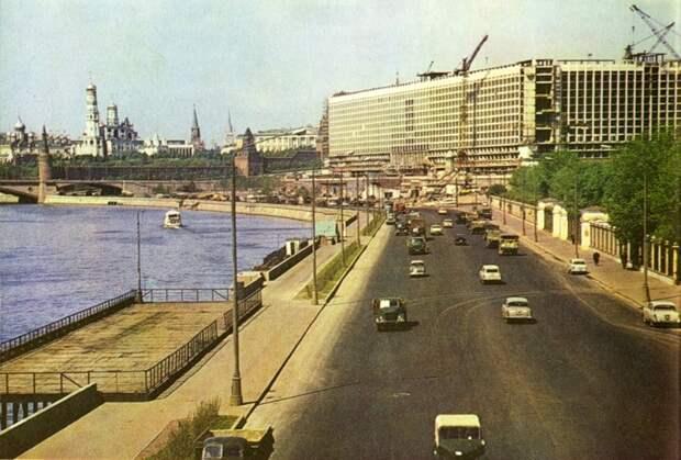 Москва 1960-х