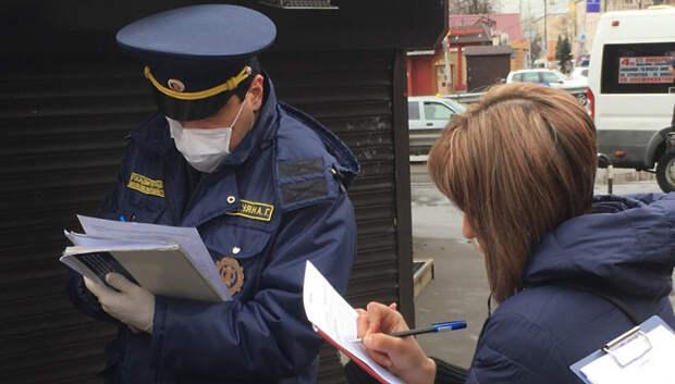 Свыше 1,7 тыс нарушителей самоизоляции выявили в ходе рейдов в Подмосковье
