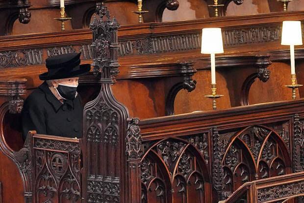 Елизавета Вторая впервые за 73 года отметит день рождения без мужа