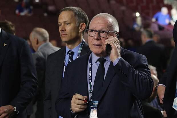 Малкин лишился своего главного защитника — генерального менеджера «Питтсбурга». Теперь русскую звезду обменяют?