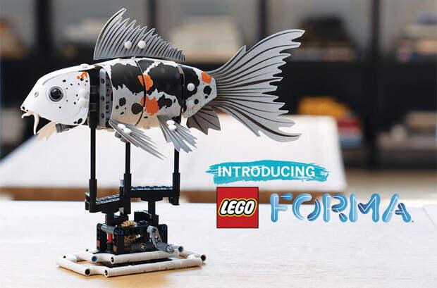 Lego выпустила конструктор для взрослых