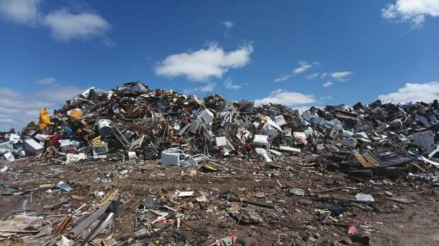 Крым застроят экотехнопарками и станциями по перегрузке мусора