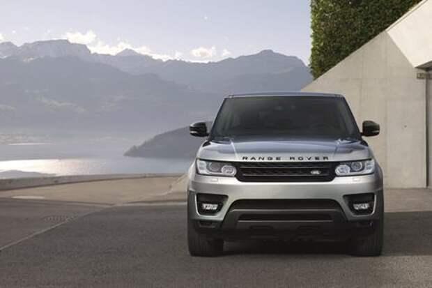 Range Rover Sport снизошел до «пакета сока»