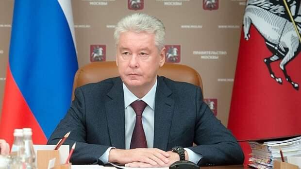 Мэр Москвы предложил стимулировать вакцинацию пожилых горожан скидками