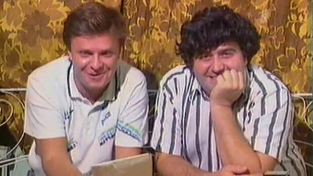 Галустьян с Супоневым. Фото из открытых источников.