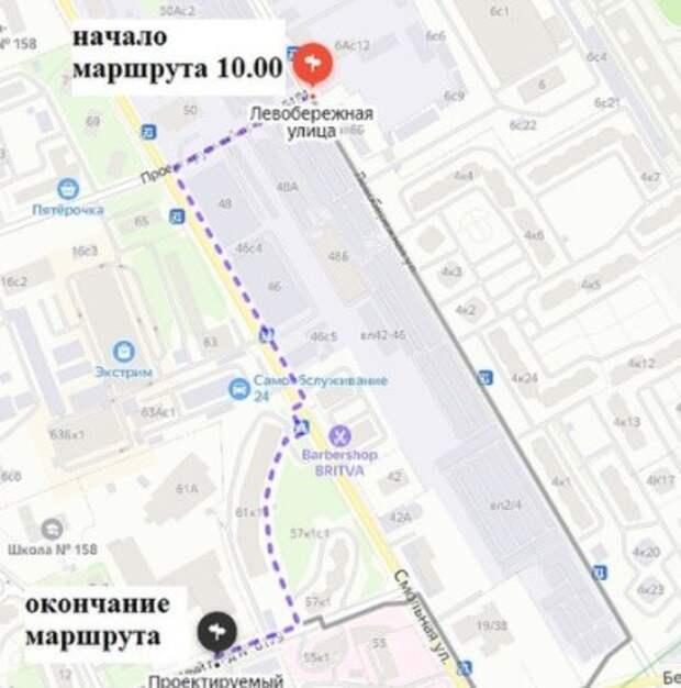Участники субботнего обхода проинспектируют дворы на Левобережной, Смольной и в проектируемых проездах