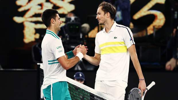 Русский теннисист через неделю станет лучшим в мире