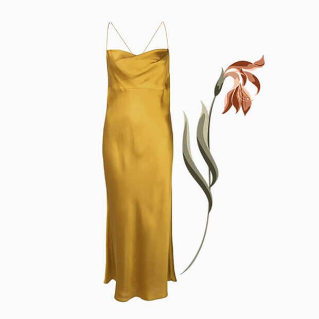 7 самых модных моделей платьев, чтобы встретить 8 Марта