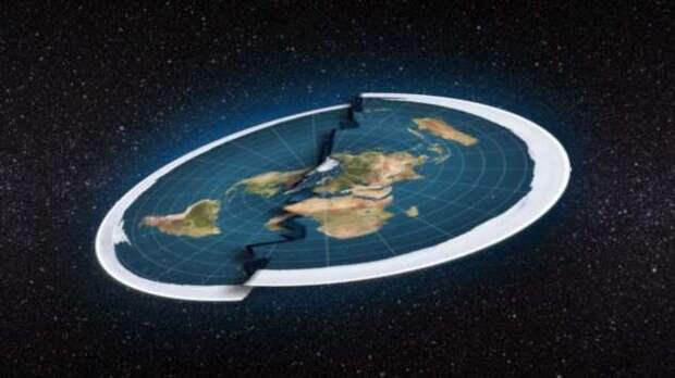Закругляемся — 5 доказательств того, что Земля все-таки плоская (4 фото + видео)