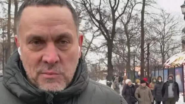 Левые и митинги. Часть №1.