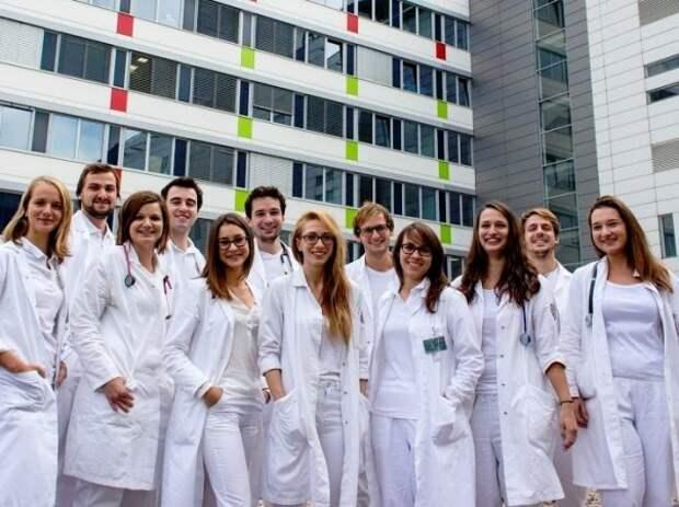 Трудоустройство врачей в Чехии