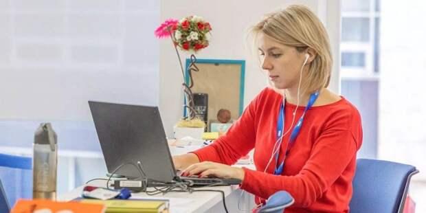 Сергунина: Москва поддерживает социально ориентированные НКО на постоянной основе. Фото: mos.ru
