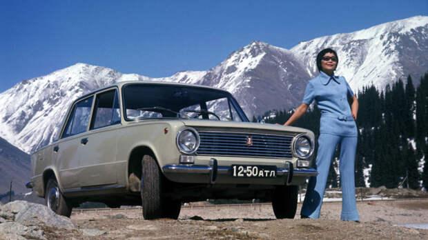 Автомобиль в Советском Союзе был не средством передвижения, а предметом роскоши, поэтому эксплуатировали его очень аккуратно / Фото: 1gai.ru