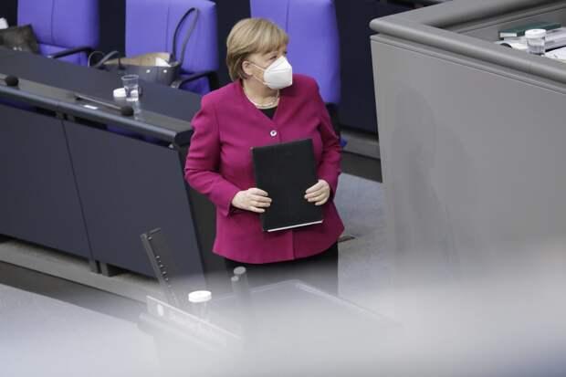 Американка восхитилась политикой Ангелы Меркель