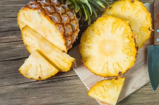 5 признаков зрелого ананаса. Вот как выбрать лучший ананас для новогоднего стола