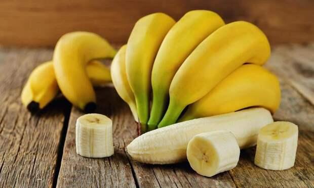 Никаких бананов натощак. \ Фото: diet-health.info.