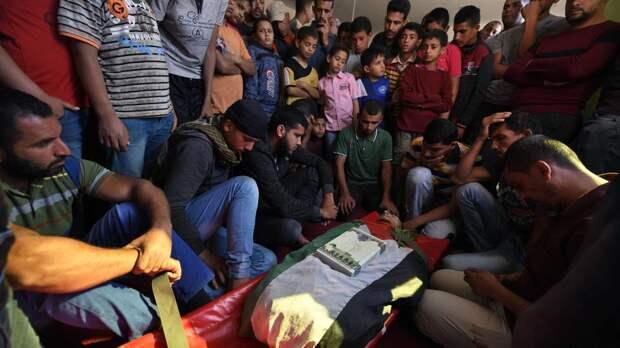 До 145 выросло число жертв ударов Израиля по сектору Газа, 41 - дети