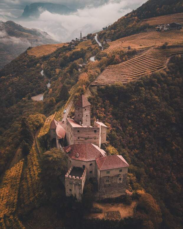 Открыточный мир: удивительные тревел-снимки Кенни Лёфстрёма