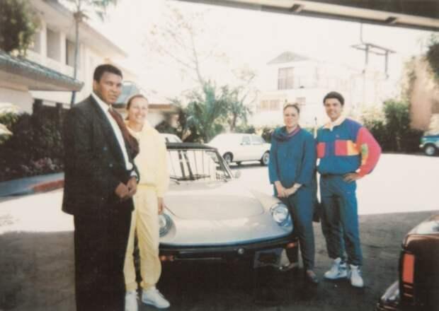 Родстер Alfa Romeo боксера Мухаммеда Али выставили на продажу alfa romeo, Мухаммед Али, авто, автомобили, найдено на ebay, олдтаймер, продажа авто, родстер
