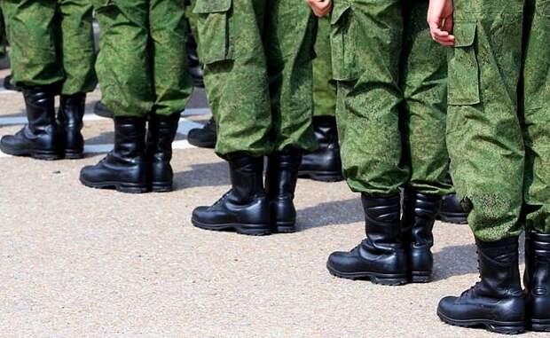Более 20 юношей из Марфина отправят в войска в ходе весенней призывной кампании