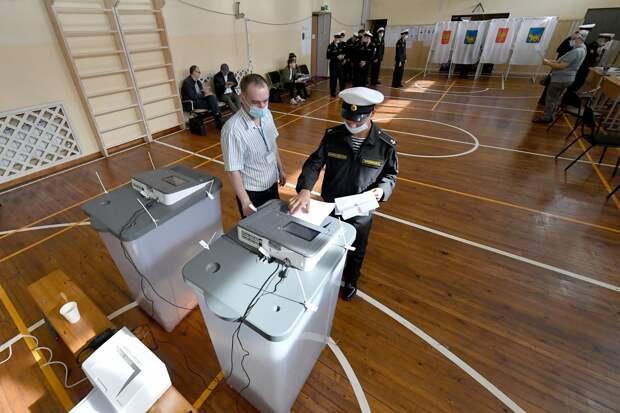 На Дальнем Востоке стартовал финальный день голосования