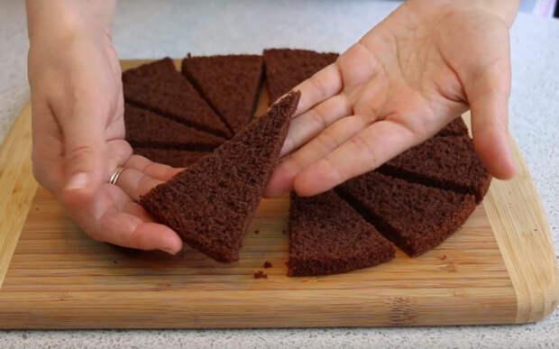 Эффектный и оригинальный торт «Килиманджаро»