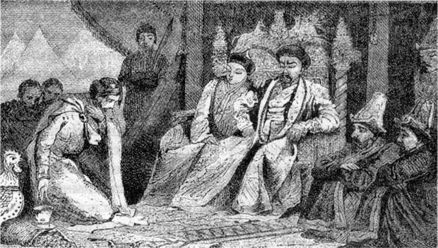 «Хождение Пименово» о русско-ордынском пограничье