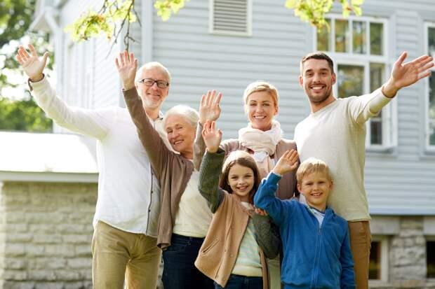 Близкие родственники по Семейному кодексу РФ, Гражданскому и других законах