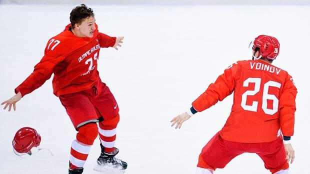 Капризов— опобедном голе вфинале ОИ-2018: «Офигенное ощущение. Непонимаешь, что вэтот момент происходит»