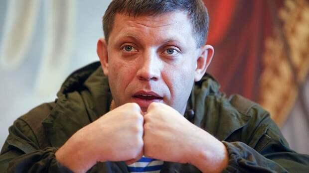 Глава ДНР описал санкции Запада в отношении Крыма анекдотом про комара