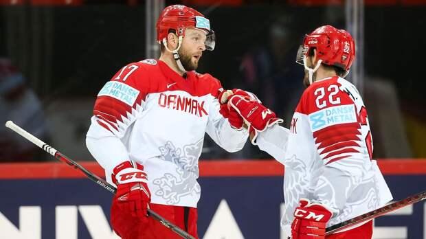 Белоруссия уступила Дании с разницей в три шайбы: обзор матча чемпионата мира