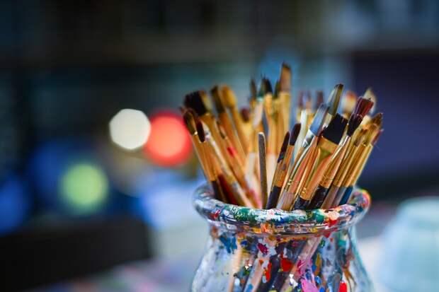 Краска. Фото: pixabay.com