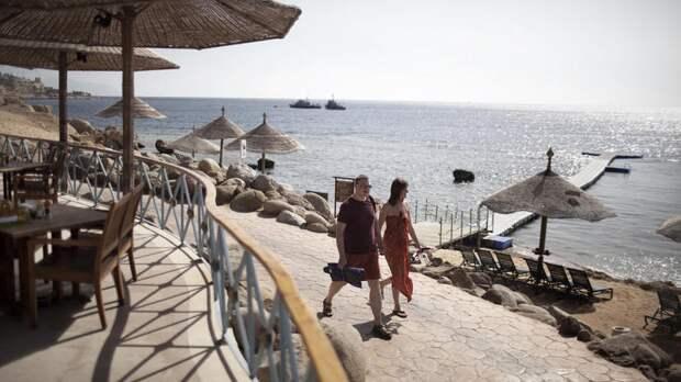 Оперштаб оценил возможность возобновления авиасообщения с курортами Египта