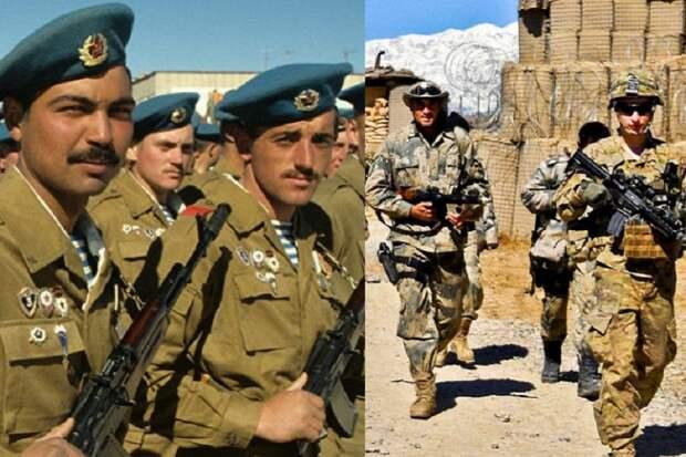 Моджахед сравнил войну Афганистана с СССР и США
