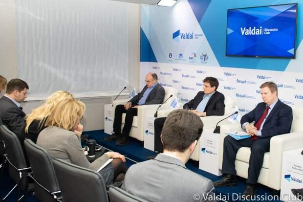 Эксперты клуба «Валдай» встретились со студентами МГИМО и Флетчерской школы права и дипломатии