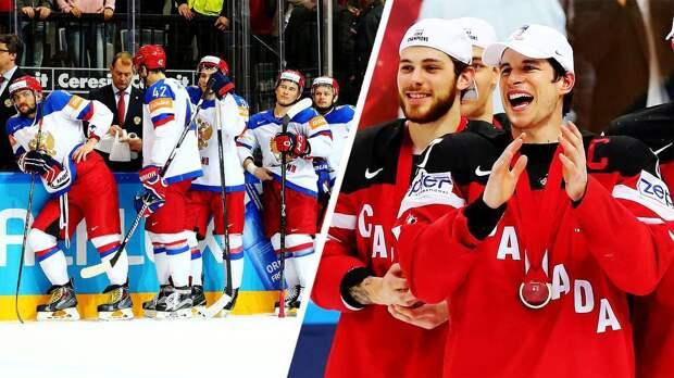 Как Россия вляпалась в международный скандал! Наши не стали слушать гимн Канады после разгрома в финале ЧМ: видео
