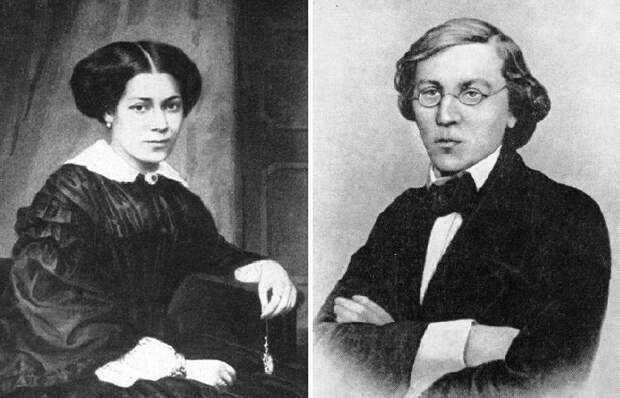 Почему Николай Чернышевский прощал жене всё, даже супружеские измены