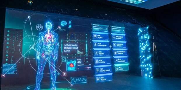 Собянин рассказал о диагностике COVID-19 с помощью искусственного интеллекта Фото: mos.ru