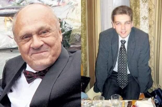 Как выглядит внебрачный сын Владимира Меньшова от актрисы Людмилы Туевой