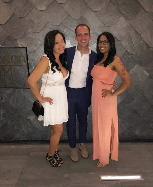 Полигамная гармония: пара познакомилась в Инстаграме с девушкой и превратилась в любовное трио
