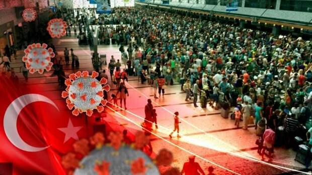 Рейды полиции и штрафы: россияне рассказали об отдыхе в Турции