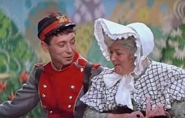 Кадр из фильма *Старая, старая сказка*, 1968 | Фото: vokrug.tv