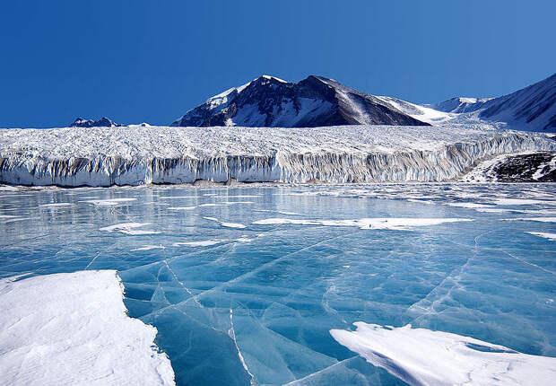 Антарктида – Атлантида или портал в параллельные миры