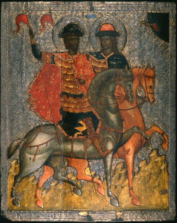 Культ святых в династии Рюриковичей