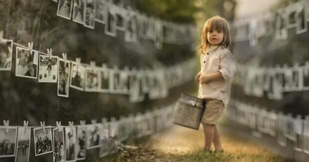 Что такое «младенческая амнезия», или Почему мы не помним себя до 3лет