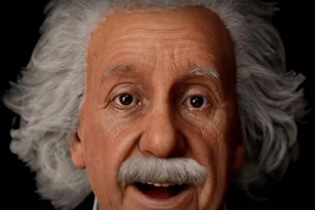 Новозеландский стартап создал виртуальную копию Эйнштейна