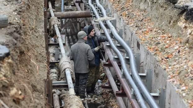 ВВолгограде после коммунальной аварии дали холодную воду жителям трёх районов