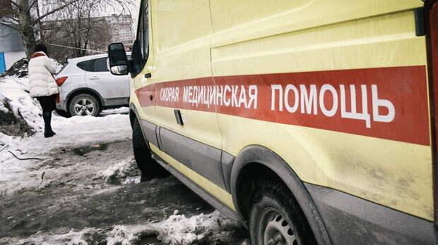 Два человека пострадали вДТП натрассе Ростов— граница сУкраиной